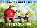 The Direct Courier Company logo